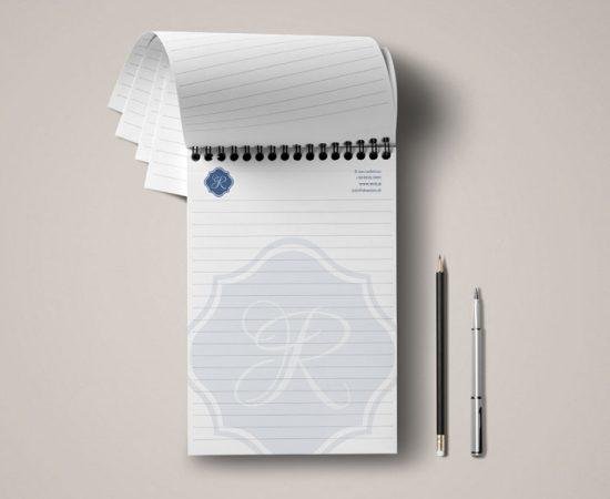 stampa block notes