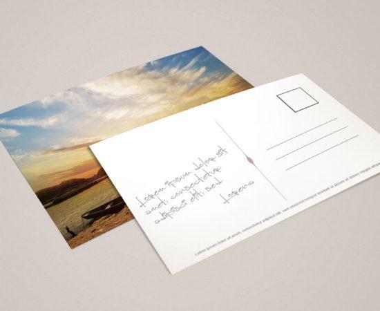 stampa cartoline