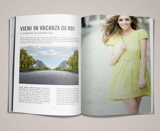 stampa riviste e cataloghi