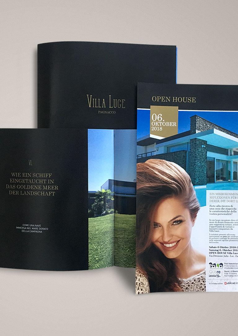 Open House Villa Luce